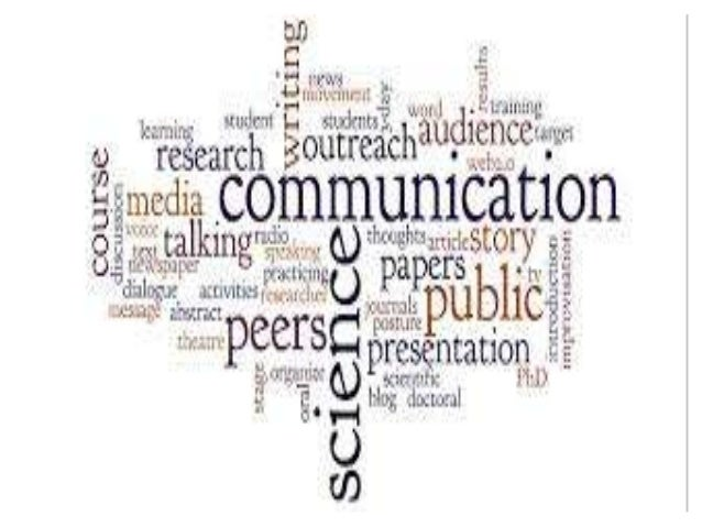 Science-communication Eman youssef