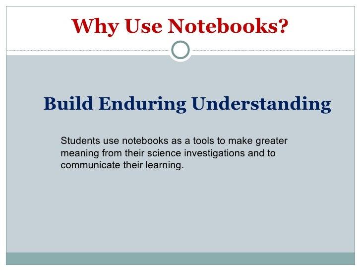 Science Notebooks Ppt Slide 2
