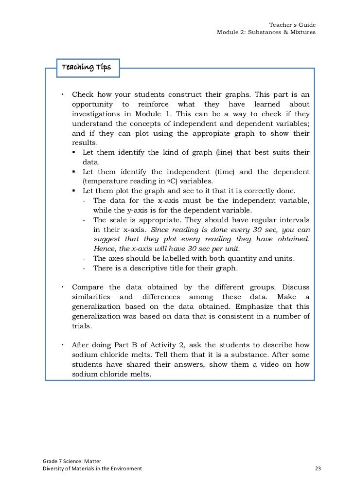 science tg g7 rh slideshare net 7th Grade Science Page 107 in Science Textbook 4 Grade