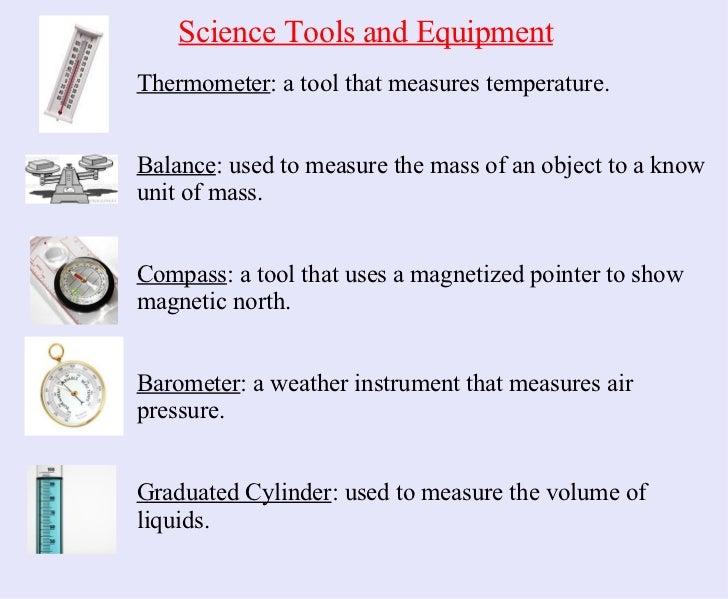 tool to measure volume