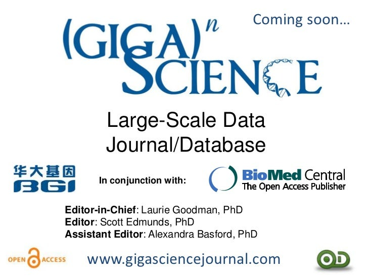 Our first DOI:<br />To maximize its utility to the research community and aid those fighting the current epidemic, genomi...