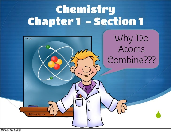 Chemistry                       Chapter 1 - Section 1                                      Why Do                         ...