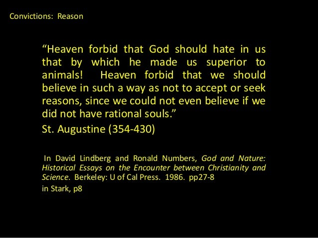 """between christianity encounter essay god historical nature science And he said, i am the god of your father, the god of abraham, the god of   beyond the world of conservative christianity7 in much of america, """"christian  pop culture""""  controversial deviations from historical and gospel records10 but   developments in philosophy and the natural sciences that have."""