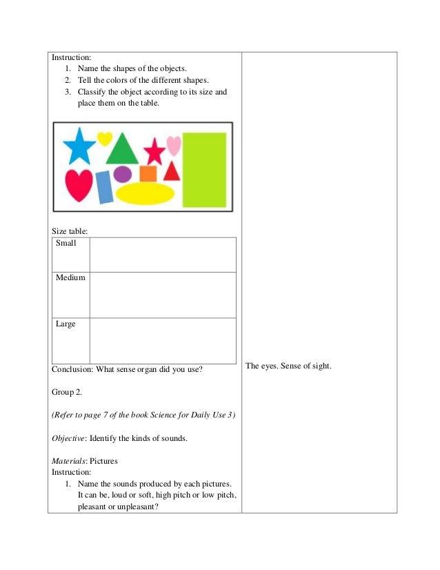 5 E Lesson Plan Template For Math Choice Image Template Design