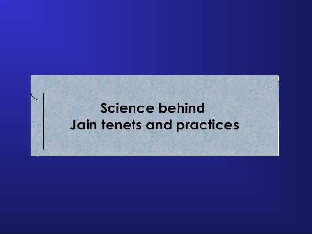 Jainism Christianity and Science