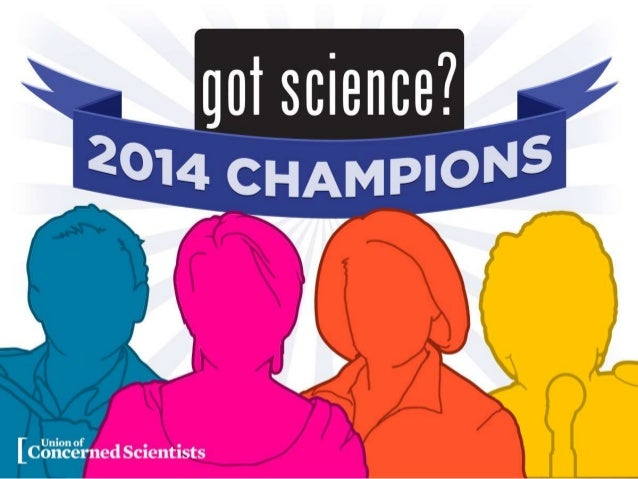 Science champs 1