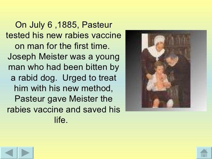 Louis Pasteur: Greatest Achievements