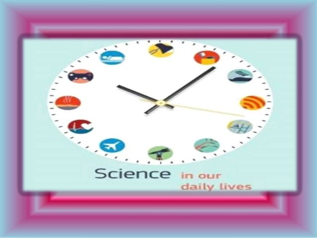 science throughout the each day everyday living article