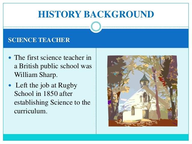 Science education importance Slide 3