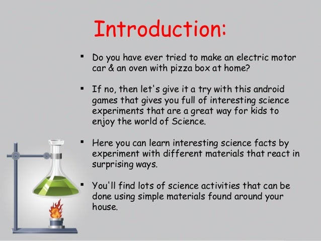 amazing science experiment for kids 2