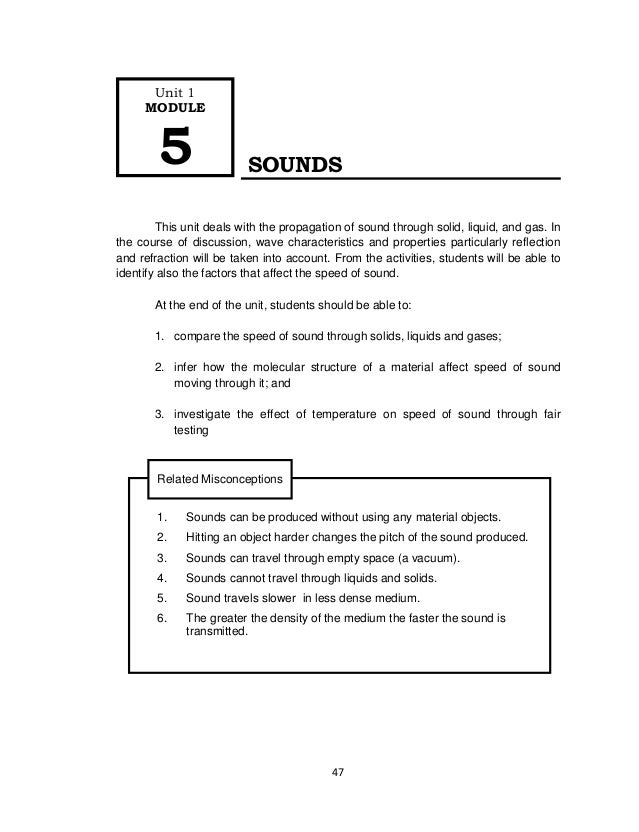 Science Grade 8 Teachers Manual
