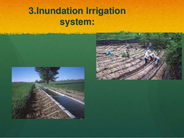 artesian wells for irrigation water quality Care and maintenance of irrigation wells  if the water rises to the surface and flows from the well, it is called an artesian or  as well as water quality .