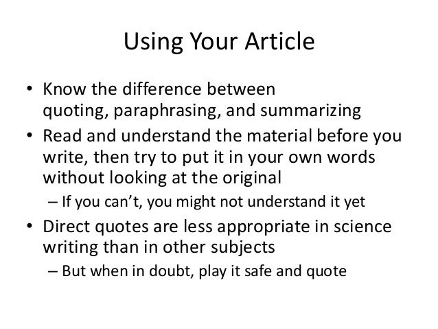 how to find scientific review articles