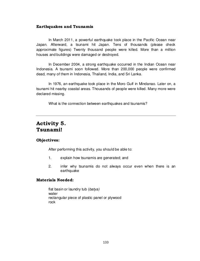 K-12 Module in Science Grade 8 [All Gradings]