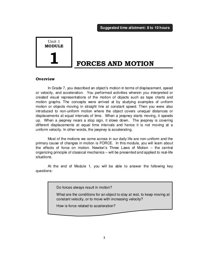 Collection of Force And Motion Worksheets 3rd Grade Sharebrowse – Force and Motion Worksheets