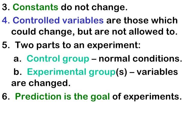 Science & measurement