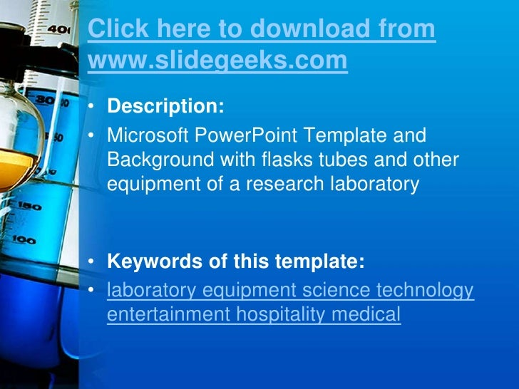 Science medical power point templates toneelgroepblik Image collections