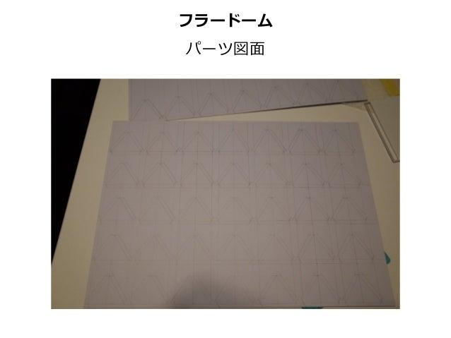 フラードーム パーツ図⾯面