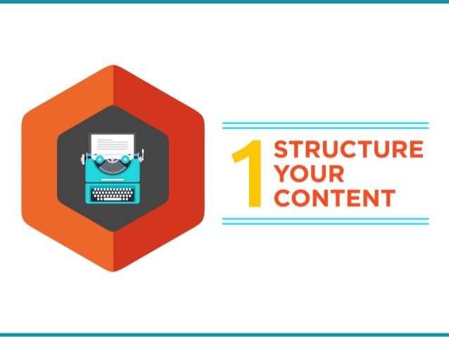 YOUR CONTENT     1 STRUCTURE
