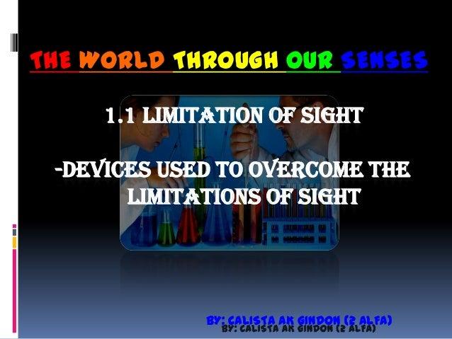 human limitations