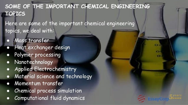 chemical engineering assignment help  chemical engineers must have 9