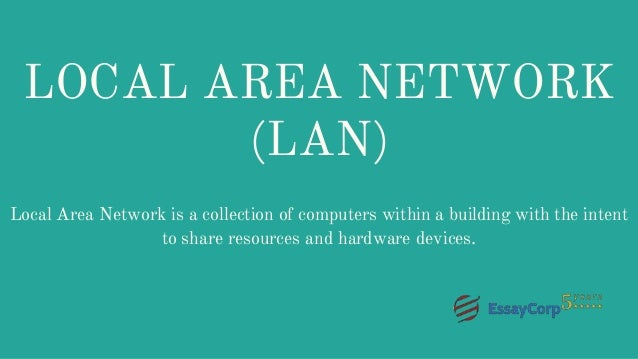 essay on wide area network Low-power wan (lpwan) is a wireless wide area network technology that interconnects low-bandwidth, battery-powered devices with  see complete definition.