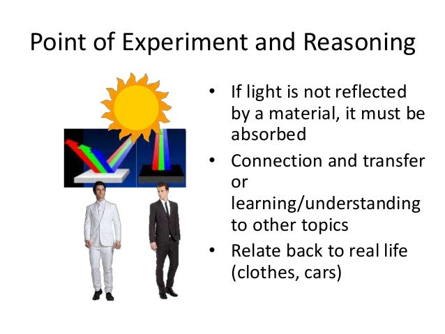 Science Reflection
