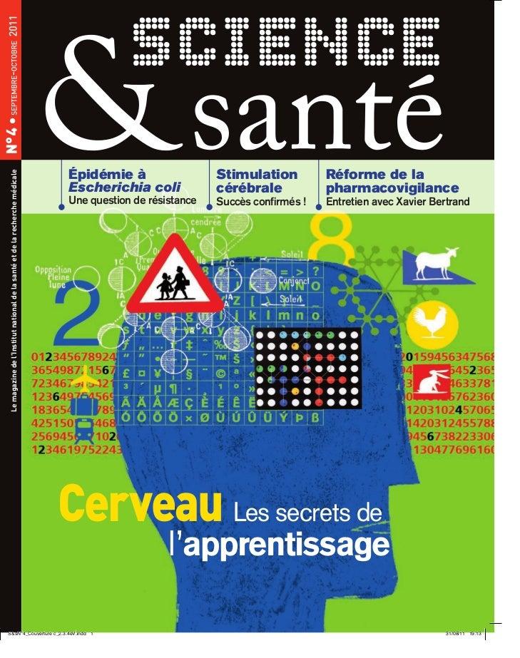 Épidémie à                   Stimulation         Réforme de laLe magazine de l'Institut national de la santé et de la rech...