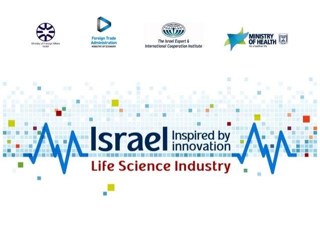 Principaux défis mondiaux de la santé Secteur des sciences de la vie en Israël Moyen- Orient et Afrique Asie- Pacifique Eu...