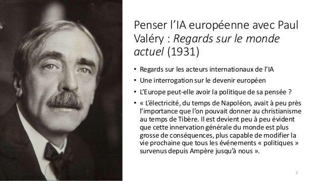 DWSPR19  Sessions plenieres 17042019 - Enjeux anthropologiques et strategiques de l'IA europeenne - Florent PARMENTIER - Sciences po Slide 2