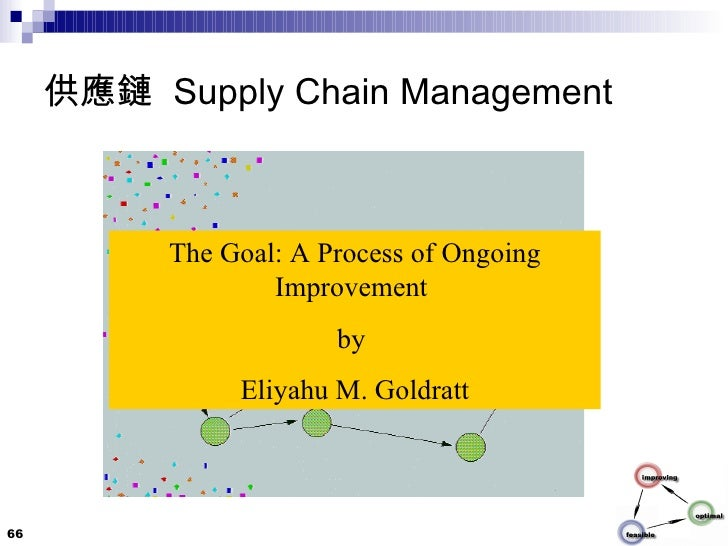 management decision and issues to be considered expressed in the goal by eliyahu goldratt In the goal, goldratt proves that most organizations have very few true  constraints  goldratt's definition includes facilities, equipment, obsolete items,  as well as raw  these measures are the key to relating local decisions to the   goldratt, eliyahu m what is this thing called theory of constraints and.