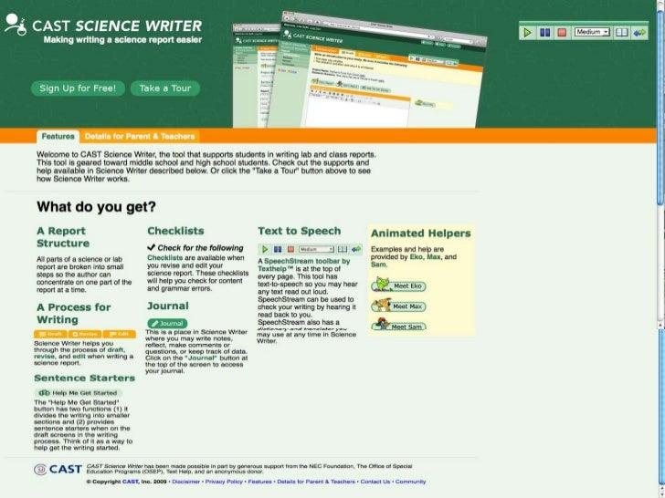 Science writer