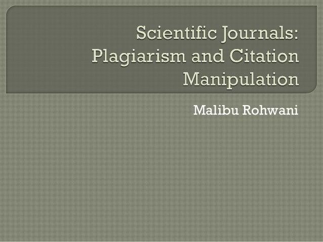 Malibu Rohwani
