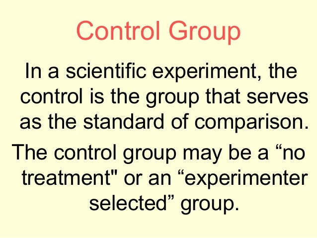 Control Group Science 21942 | BSTYLES