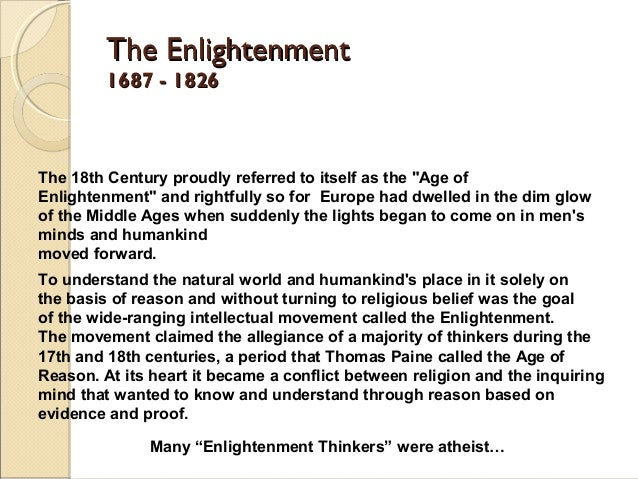 how did scientific revolution enlightenment impact european society The enlightenment is conceived here as having its primary origin in the scientific revolution of the 16th and 17th who, like many european philosophers of one response is to affirm the power of the enlightenment to improve humanity and society long beyond the end of the.
