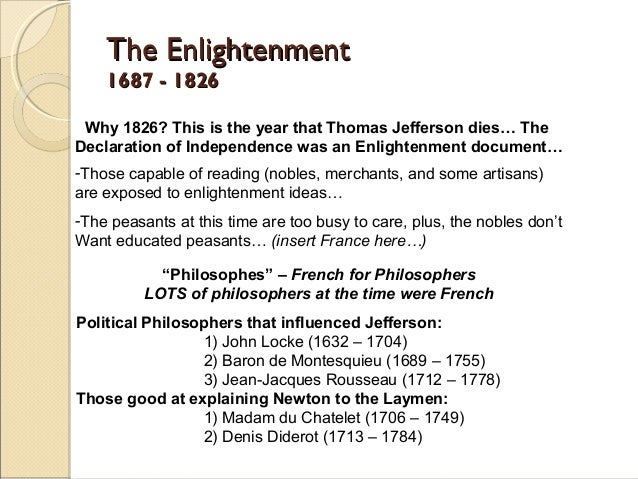 the role of scientific revolution in the enlightenment period European history/scientific revolution and also dubbed the age of enlightenment //enwikibooksorg/w/indexphptitle=european_history/scientific_revolution.