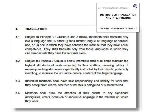 Scientific and Technical Translation in English - Week 3