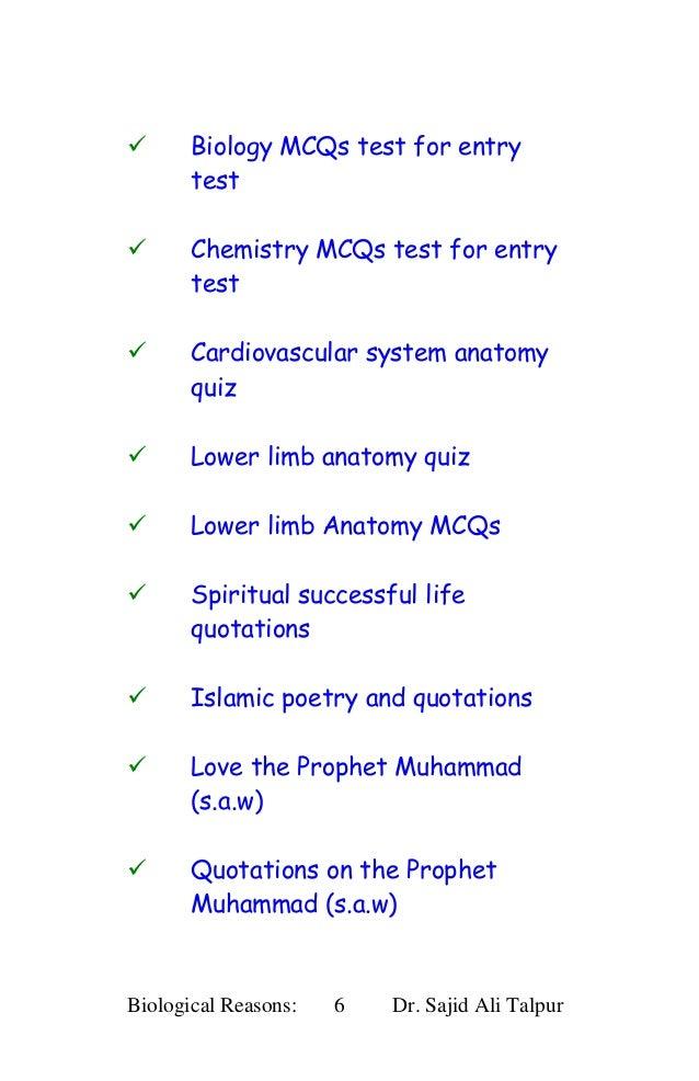 Scientific biological reasons (dna & chromosome)