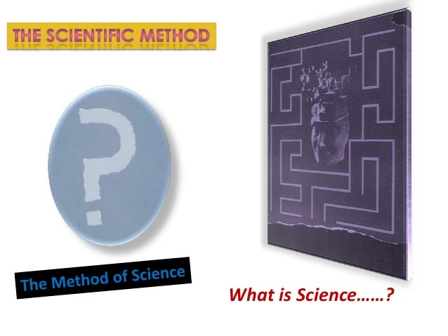 What is Science……?
