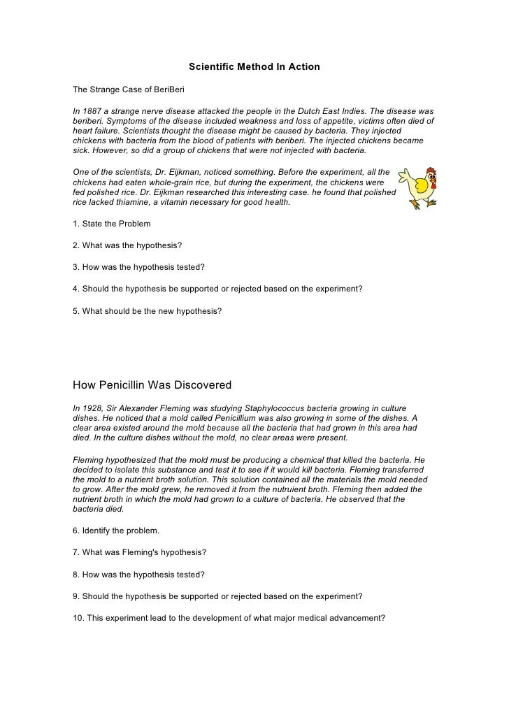 Collection of Scientific Method Worksheet Answers Sharebrowse – Scientific Method Worksheet