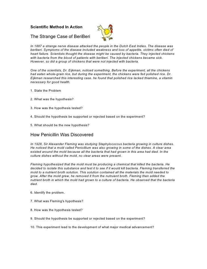 pictures scientific method in action worksheet mindgearlabs. Black Bedroom Furniture Sets. Home Design Ideas