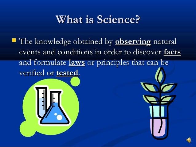scientific method powerpoint php
