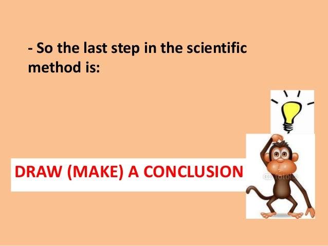 Scientific method stor...