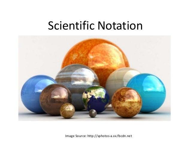 Scientific NotationImage Source: http://sphotos-a.xx.fbcdn.net