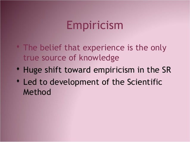 rationalism vs empiricism using descartes 2nd In philosophy, rationalism is the epistemological view that regards reason as the  chief source and test of knowledge or any view appealing to reason as a source  of knowledge or justification more formally, rationalism is defined as a  methodology or a theory in which  in an old controversy, rationalism was  opposed to empiricism, where the.