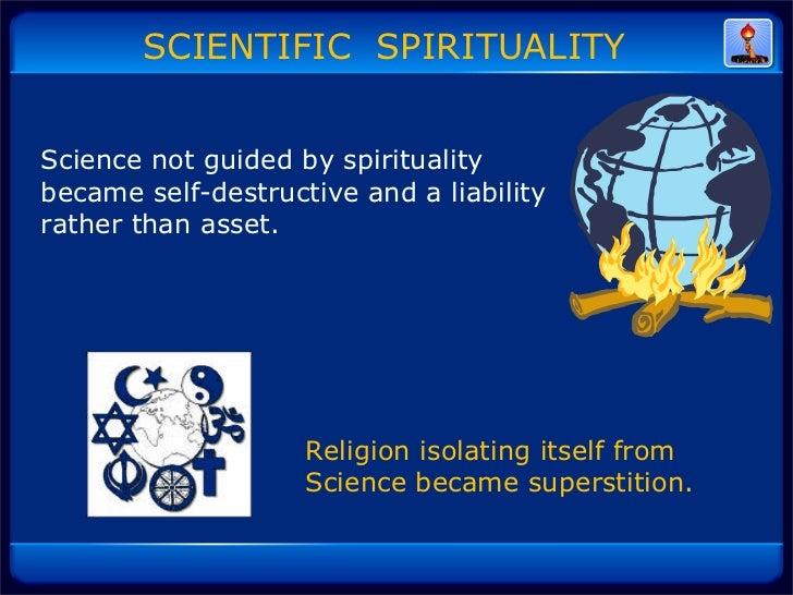 Religion Vs. Superstition