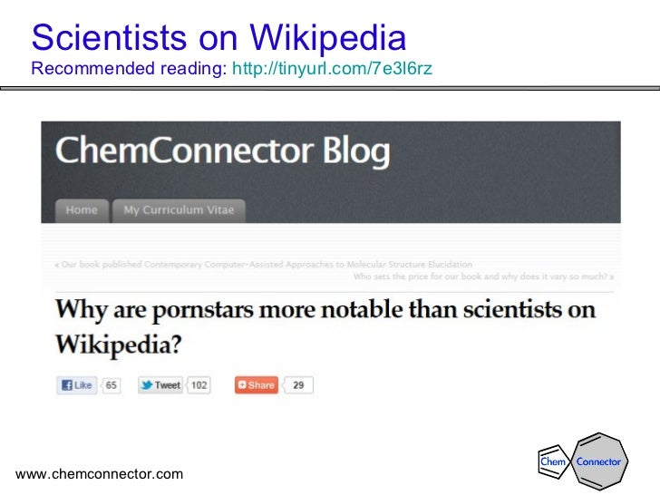 Scientists Database Slide 3