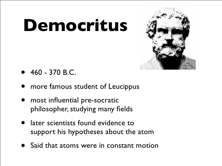 thales of miletus atomic model Leucippus: leucippus, greek leucippus of miletus (5th century bce) is thought to have originated the atomic philosophy his famous disciple atomic theory.
