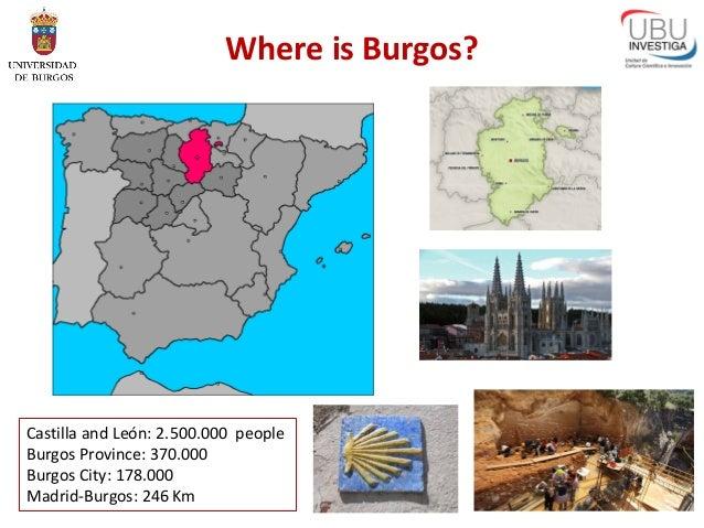 Scientix Th SPNE Brussels June University Of Burgos - Where is brussels