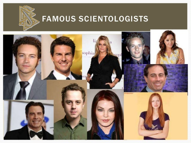 Name a famous scientologist? | Yahoo Answers